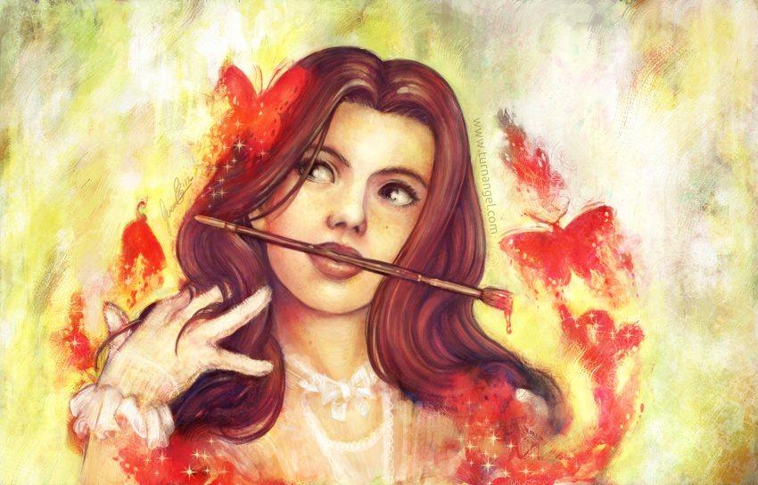 Krita Drawing Line Art : Gallery krita