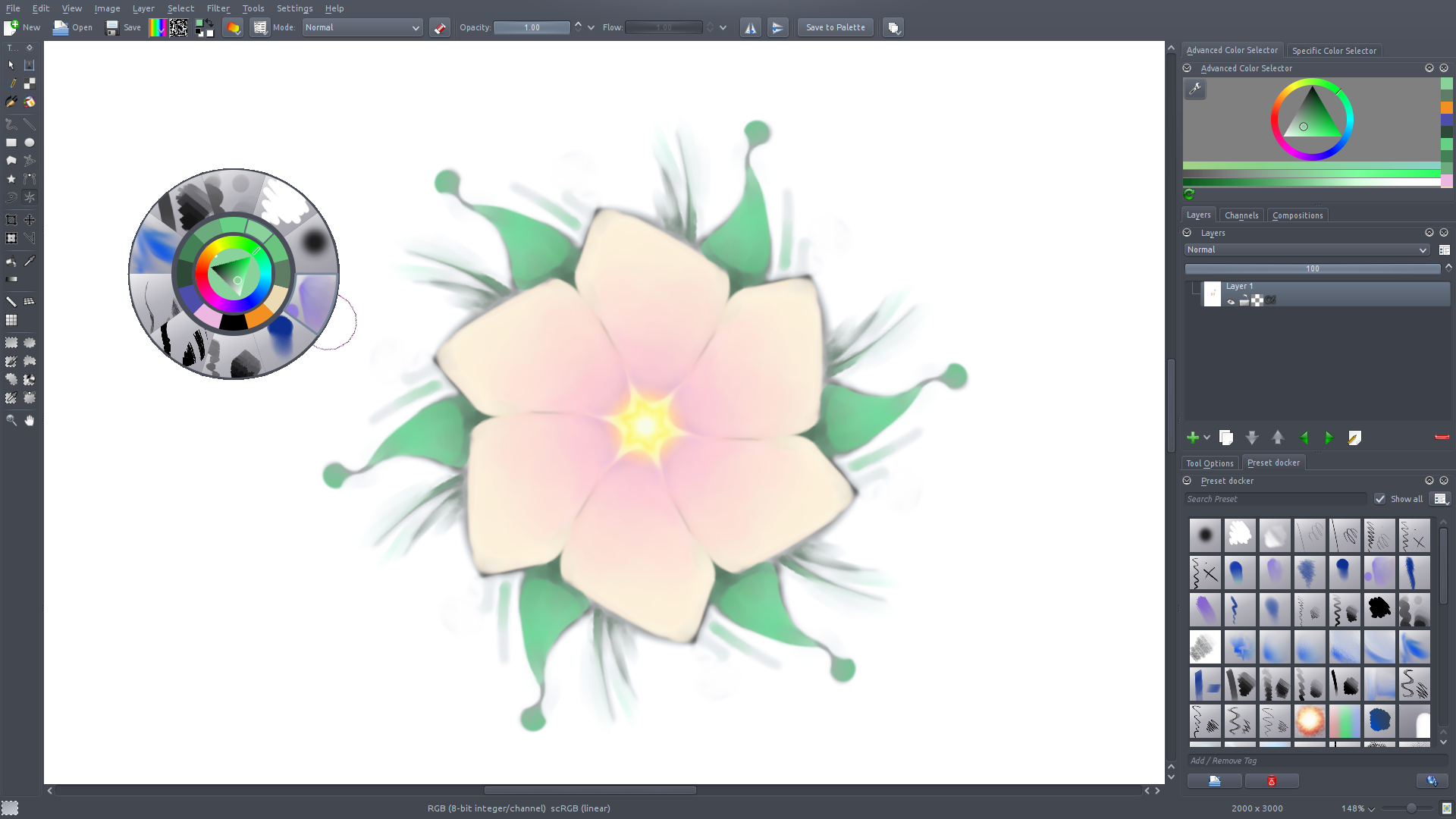 What S Going On With Krita Since 2 4 Got Released Krita