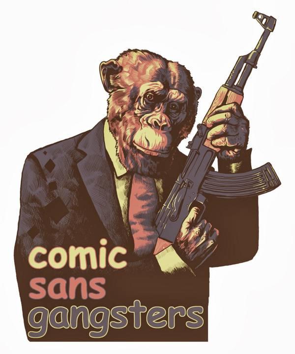 comic-sans-gangster