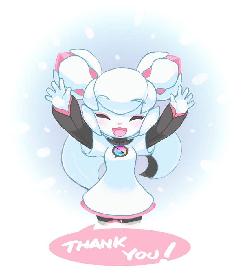 Kiki says Thank You!