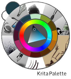 Palette fg/bg colors