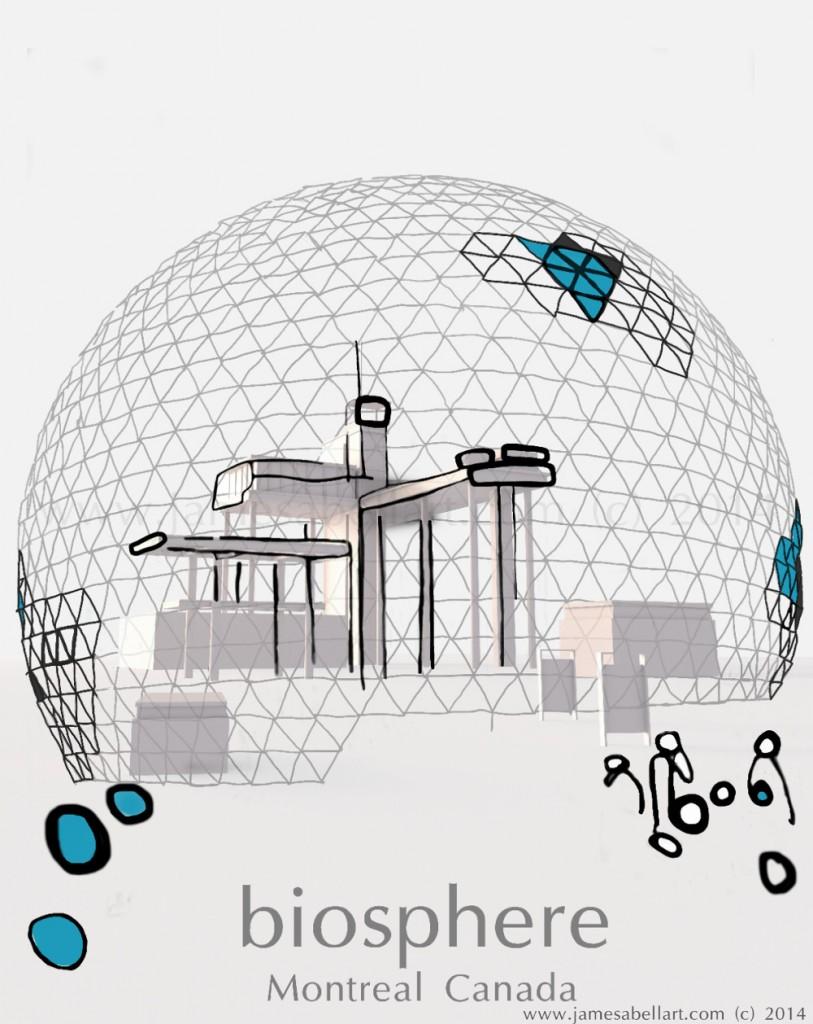 BIOSPHEREWHITE