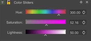 colorsliders