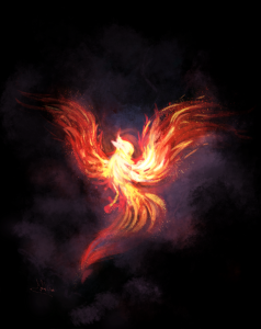Firebird by Wolthera(http://wolthera.info)