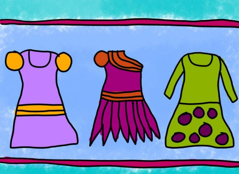 Drei Kleidchen 31.10.2015