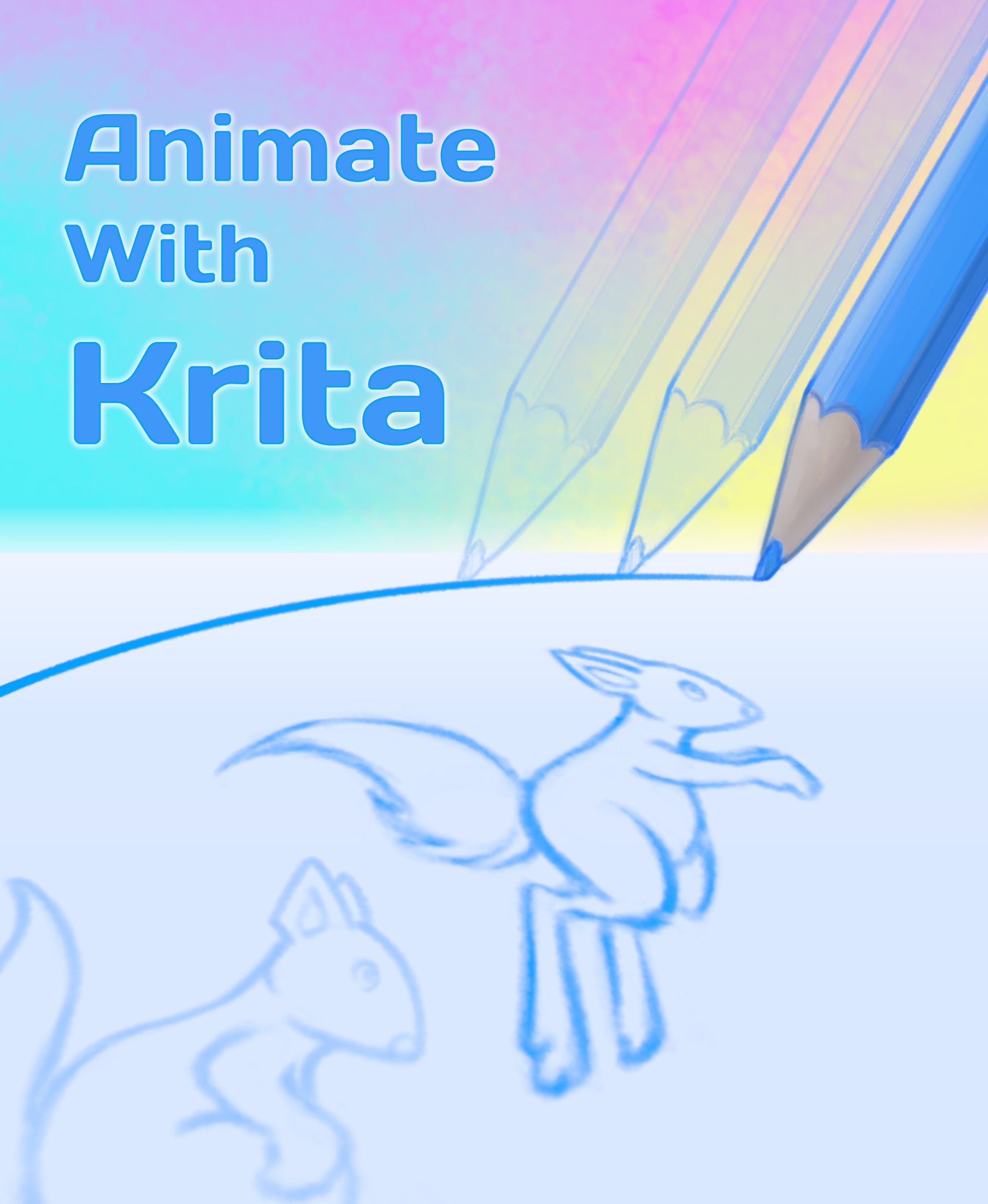 "And With A New Feature,es A New Training Dvd Timothee Giet, Who Has  Been Animating For Longer Than Krita Has Existed, Has Created €�animate With  Krita""!"