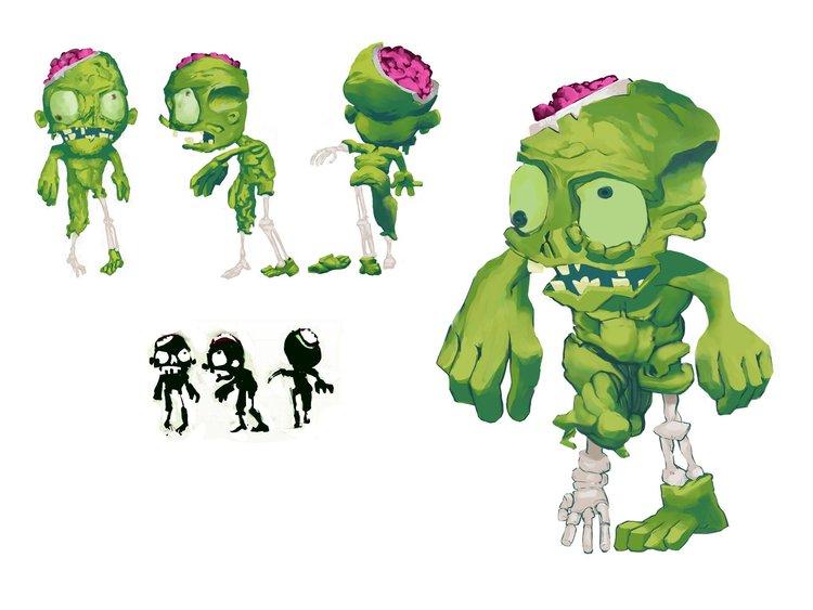 Character Design Krita : Interview with guilherme silveira dias krita