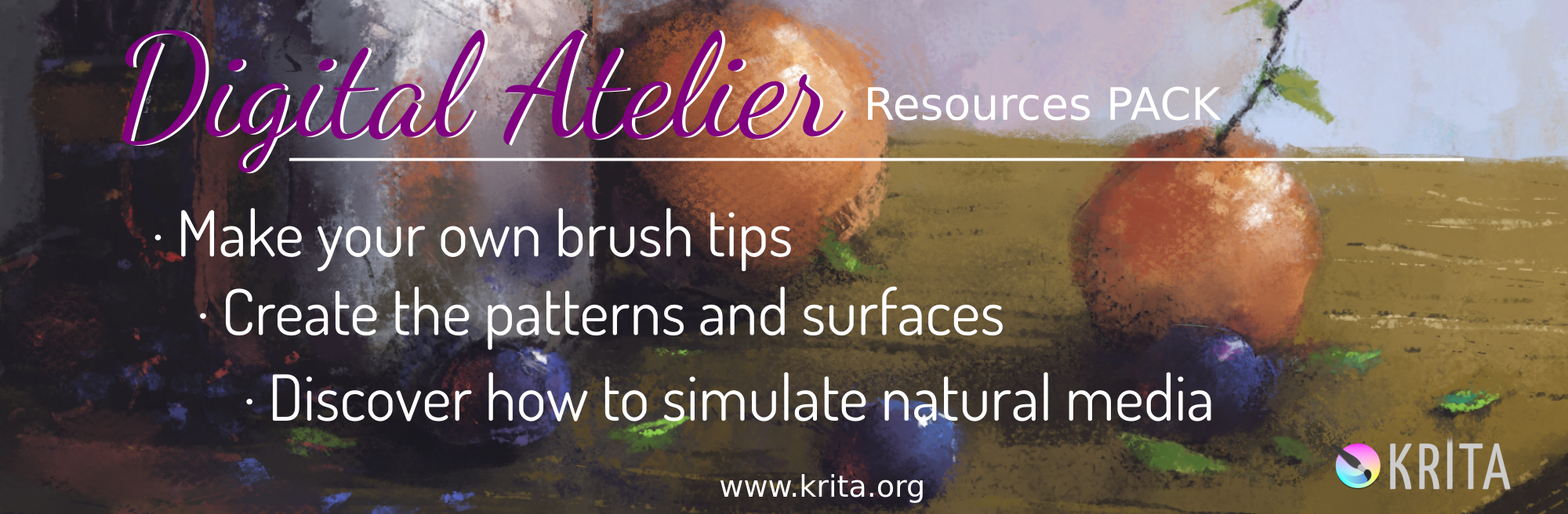 Introducing Digital Atelier: a painterly brush preset pack